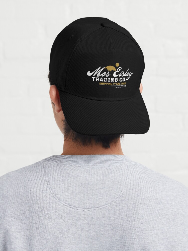 Alternate view of Mos Eisley Trading Co. Cap