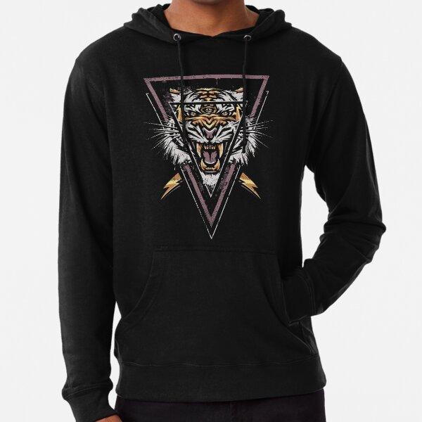 Thee-eyed Tiger Lightweight Hoodie