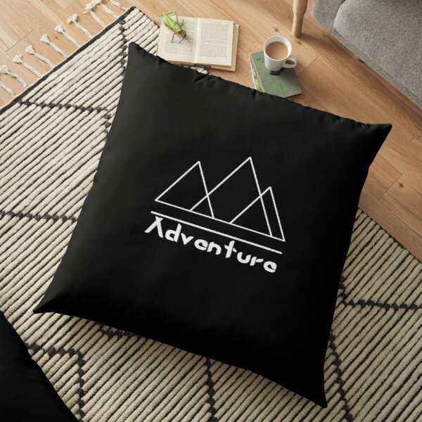 ADVENTURE(Mountizey) Floor Pillow