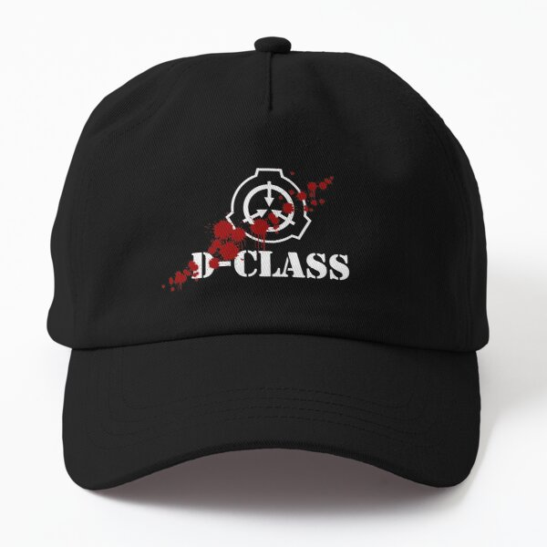 SCP Foundation D-Class  Dad Hat