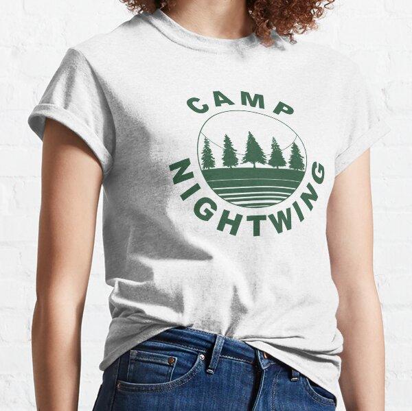 Fear Street 1978 Camp Nightwing logo Classic T-Shirt