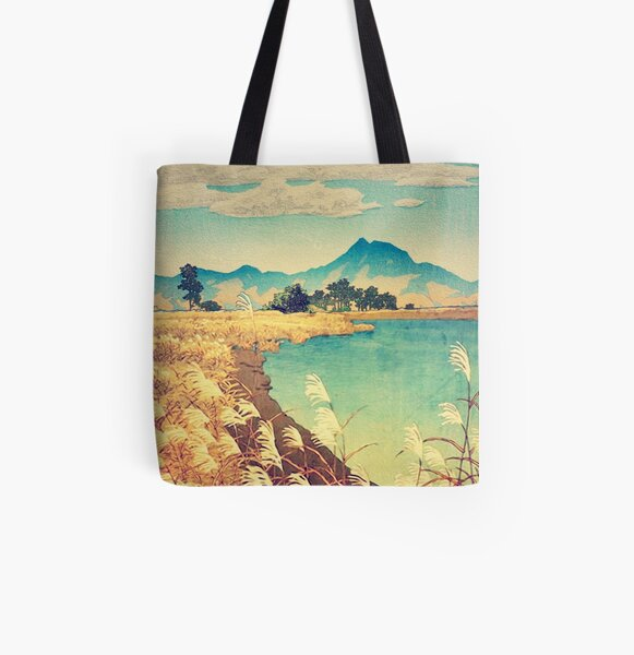 Last stop before Yaeinkei All Over Print Tote Bag