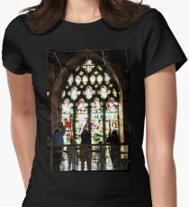 Wedding bells Women's Fitted T-Shirt