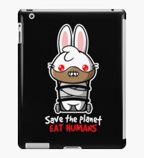 Hannibal Bunny iPad Case/Skin