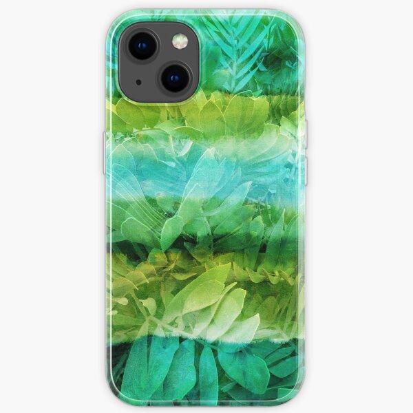 Jungle Stripes iPhone Flexible Hülle