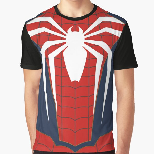 The White Spider Graphic T-Shirt