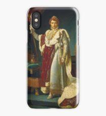 Franсois Gerard - Napoleon Bonaparte iPhone Case/Skin