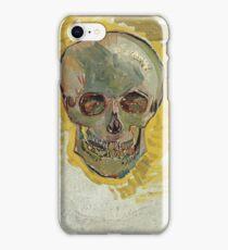 Vincent Van Gogh - Skull  iPhone Case/Skin