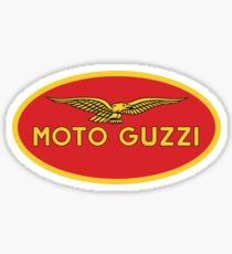 Vintage Moto Guzzi logo, 1990 Sticker