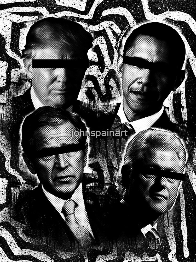 Politics  by johnspainart