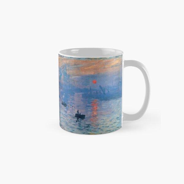 CLAUDE MONET, Impression, Sunrise. Classic Mug