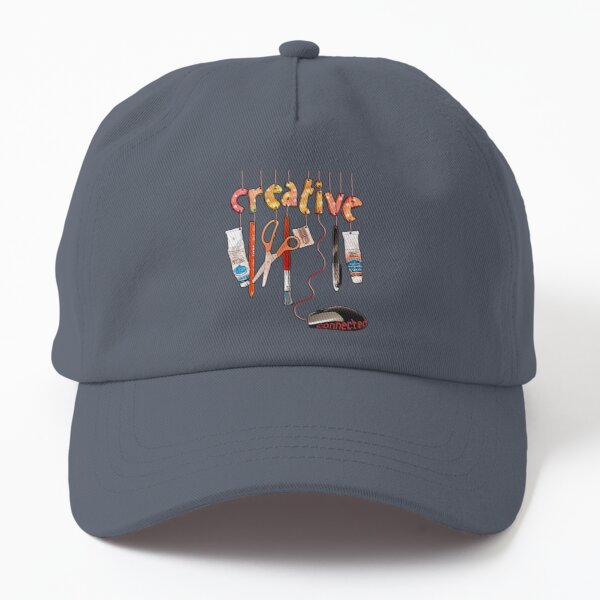 Connected Creative Dad Hat