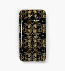 The night is full of terrors Samsung Galaxy Case/Skin