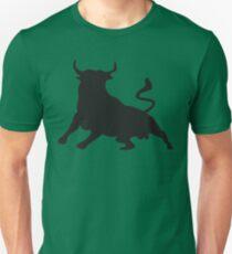 Bull Silhouette Unisex T-Shirt