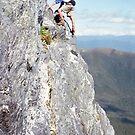 Federation Peak Climb by Travis Easton