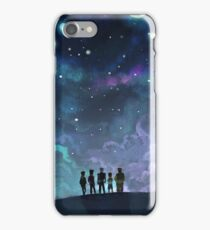 Space Family iPhone Case/Skin