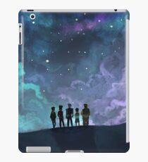 Space Family iPad Case/Skin