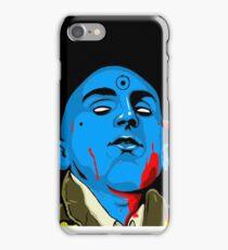 Taxi Driver Dr. Manhattan iPhone Case/Skin