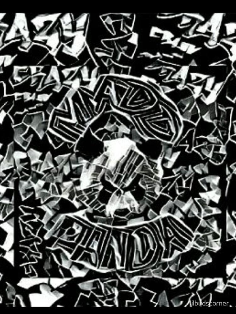 Madd Panda (crazy style) by lilbudscorner