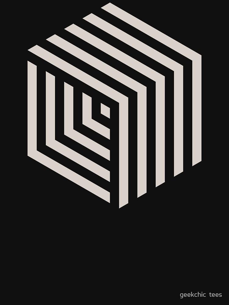 Hexa-cube by geekchic
