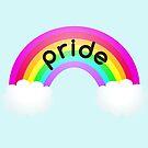 Lesbian & Gay Rainbow Pride by riotcakes