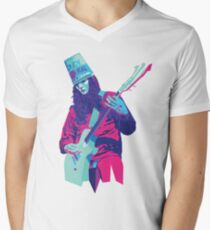 Buckethead - Cold - WPAP Men's V-Neck T-Shirt