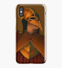Knight (Close-up and Print) iPhone Case/Skin