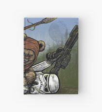 Welcome to Endor Hardcover Journal