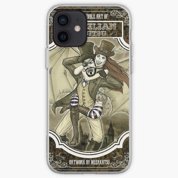 Steampunk JiuJitsu iPhone Soft Case
