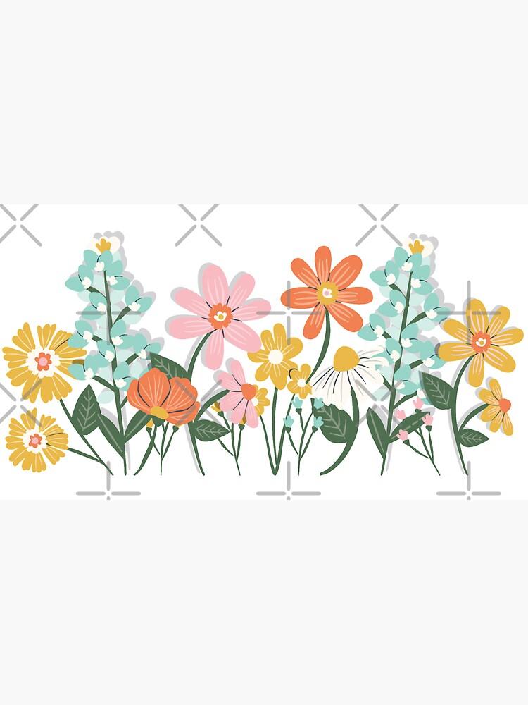 Spring Meadow by allisonrdesign