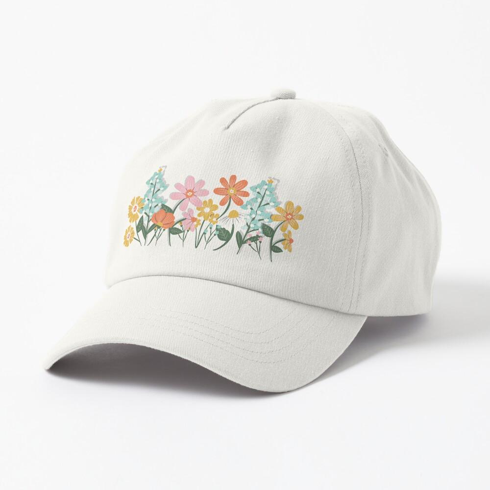 Spring Meadow Cap