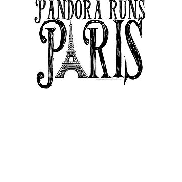 #PandoraRunsParis by slenderseekers