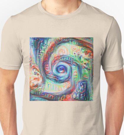 Vortex dragon #DeepDream A T-Shirt