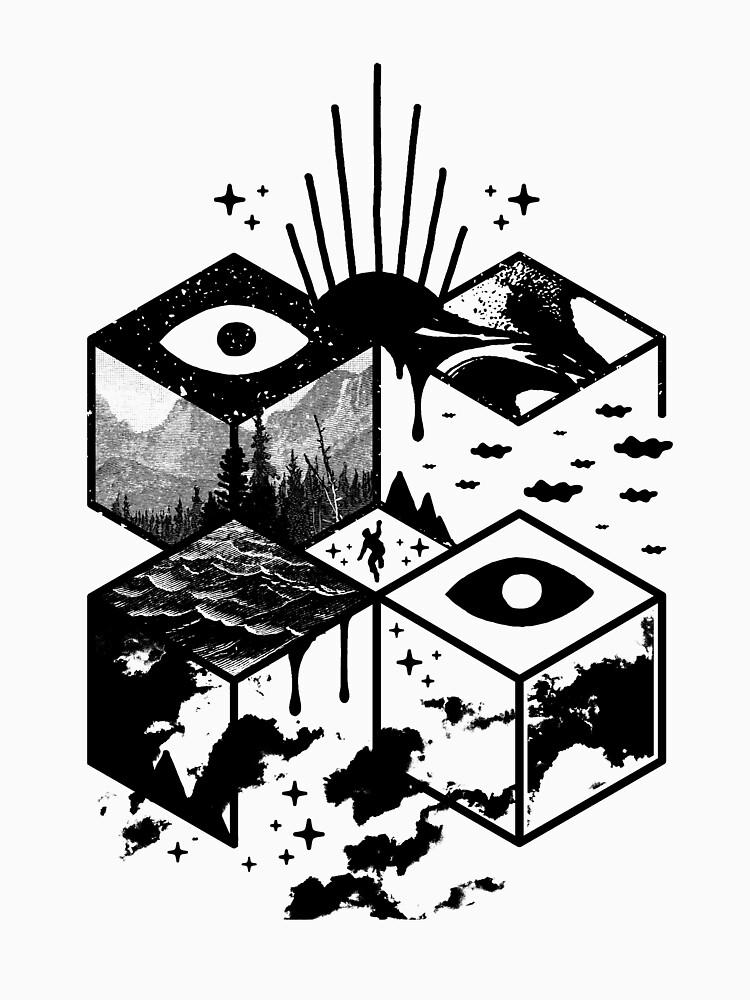 Dimensional Disruption by ordinaryfox