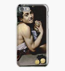 Michelangelo Merisi Da Caravaggio - The Sick Bacchus  iPhone Case/Skin