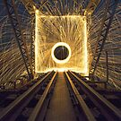 You Spin Me Light Round  by Shaun Colin Bell
