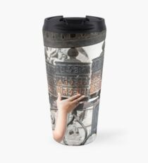 Prayer wheel Travel Mug