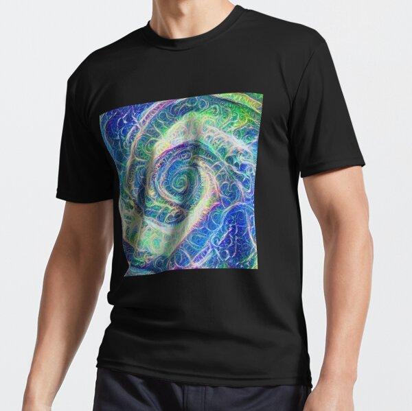 Vortex dragon #DeepDream B Active T-Shirt