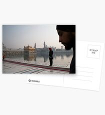 Amritsar - Harmandir Sahib Postcards