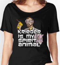 Krieger is my Spirit Animal Women's Relaxed Fit T-Shirt