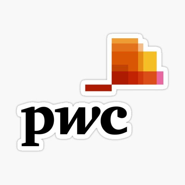 PwC Sticker