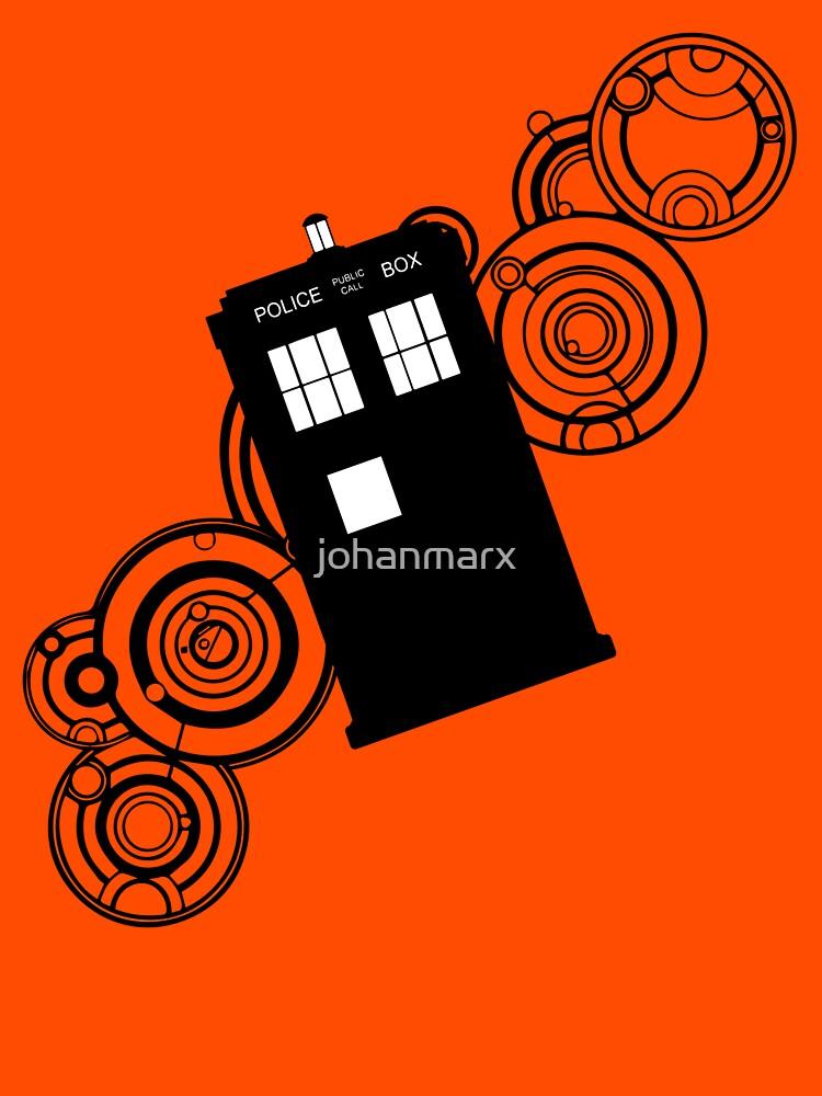 doctor who tardis r | Unisex T-Shirt