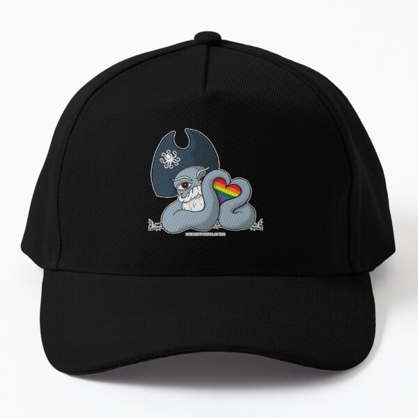 KrakenLove # 02 Baseball Cap