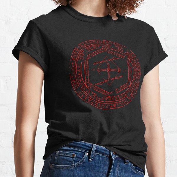 Doom Eternal Distressed Blood Ritual Classic T-Shirt