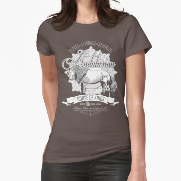 Andalusian Fitted T-Shirt