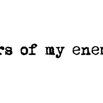 Tears of my Enemies by DemonDeanGirl