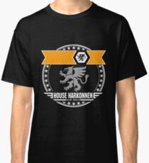 House Harkonnen Crest (Dark) : Inspired By Dune Classic T-Shirt