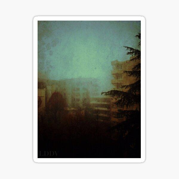 Fog City Sticker