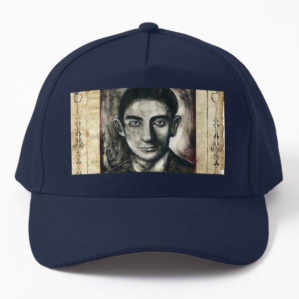 Franz Kafka Baseball Cap