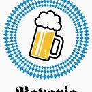 Bavaria 1 Beer (Munich Germany) by MrFaulbaum
